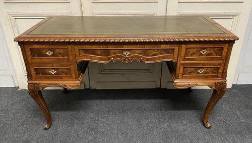 Fine Quality Burr Walnut Desk (1 of 25)