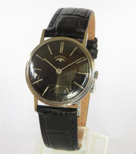 Gents 1960s Rotary wristwatch (1 of 5)