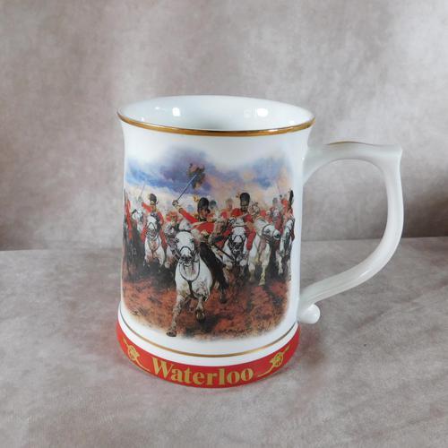 Battle of  Waterloo Commemorative Tankard (1 of 5)