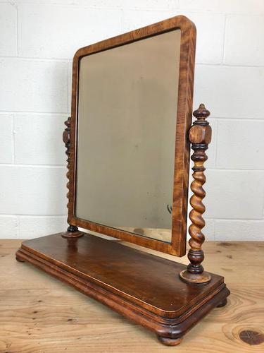 Antique Dressing Table Swing Mirror (1 of 6)