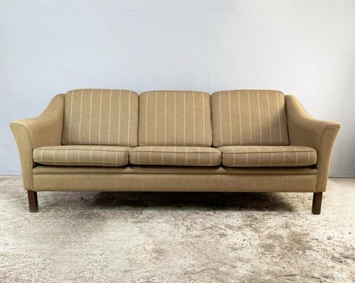 Danish 1970's 3 Seat Sofa (1 of 4)