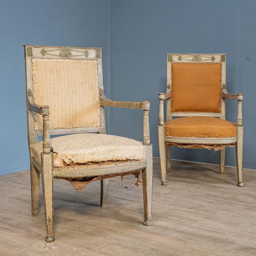 Pair of French Chairs (1 of 9)