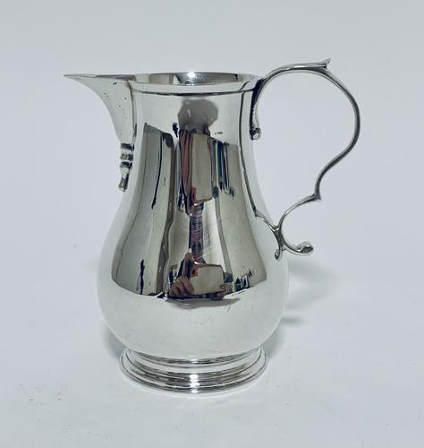 Antique Victorian Solid Sterling Silver Milk or Cream Jug (1 of 12)