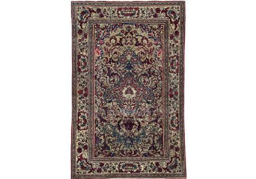 Antique Isfahan Rug (1 of 10)