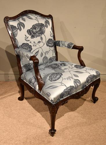 Superb Quality 19th Century Gainsborough Armchair (1 of 10)