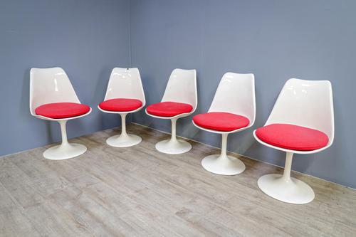 Tulip Chairs by Eero Saarinen (5) (1 of 6)