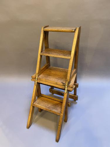 Metamorphic Library Chair Steps (1 of 10)
