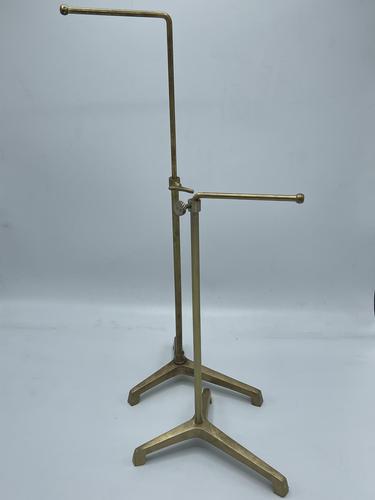 Three-pronged Brass Display Stand (1 of 4)