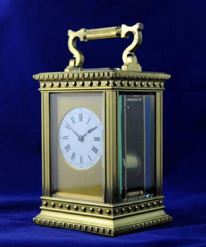Henri Jacot Repeating Carriage Clock (1 of 11)