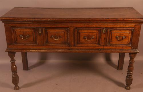 Late 17th / Early 18th Century Dresser Base (1 of 10)