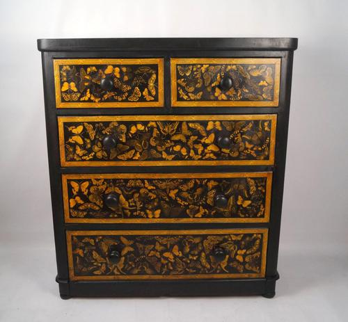 Butterflies Chest of Drawers (1 of 10)