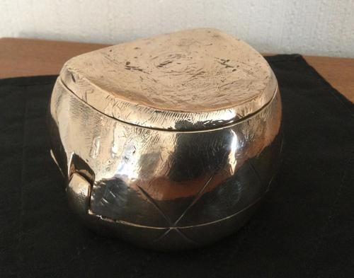 Bronze Dental Mould (1 of 5)