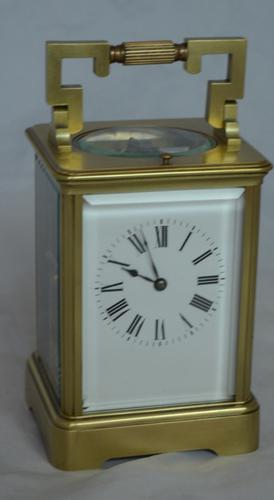 French Carriage Clock Striking & Repeating (1 of 5)