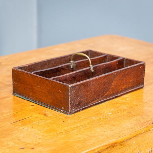 Georgian Cutlery Box (1 of 7)