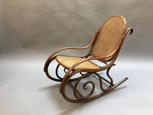 bentwood rocking chair (1 of 8)