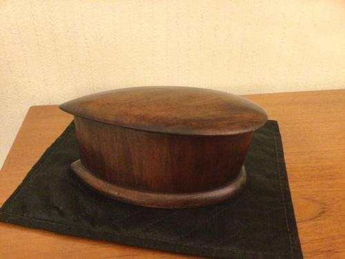 """"""" Trench Art """" Propellor  Box (1 of 4)"""