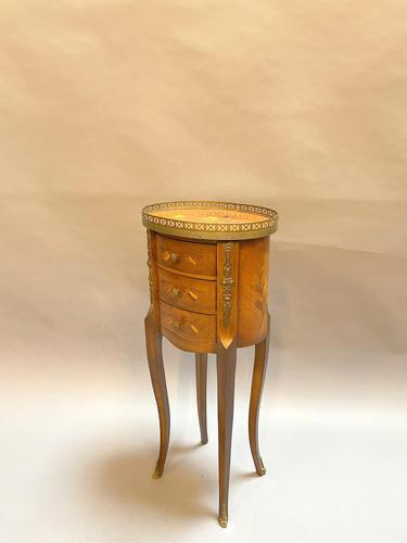French Occasional Table (1 of 9)