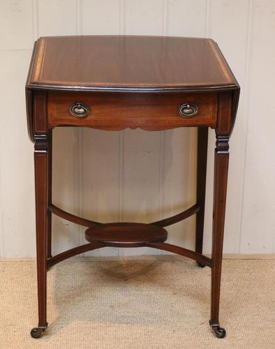 Edwardian Pembroke Table (1 of 10)