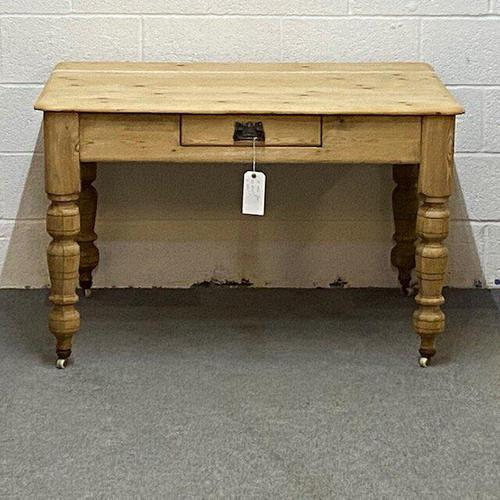 Antique Pine Table c.1910 (1 of 5)