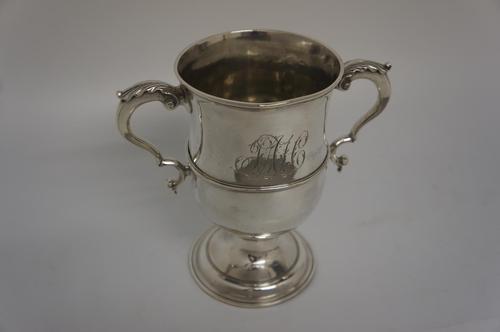 Silver Georgian Loving Cup (1 of 5)