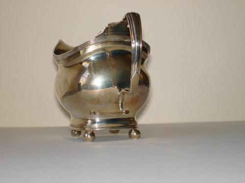 George III Silver Milk Jug (1 of 2)