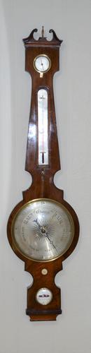 Stanley of Peterborough Mercury Barometer (1 of 5)