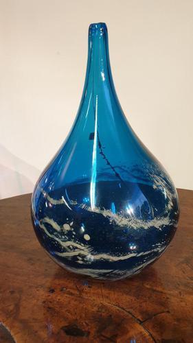 Mdina Glass 'Onion' Vase (1 of 4)
