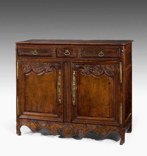 18th Century Oak Buffet (1 of 4)