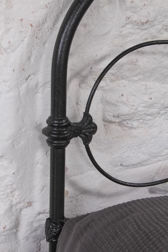 Pleasingly simple Irish iron no end king size (1 of 6)