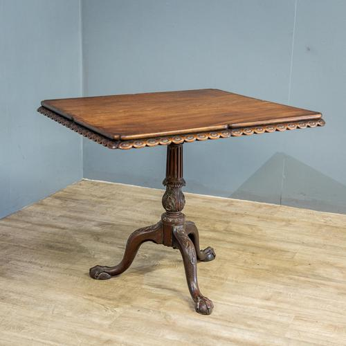 Chippendale Games Table (1 of 9)