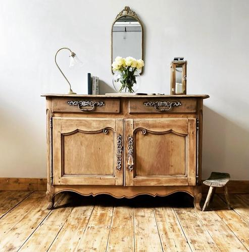 French Antique Normandy Sideboard / Buffet / Cupboard (1 of 5)