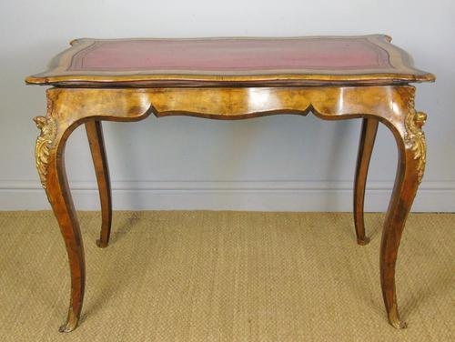 Fine Antique French Walnut Table 19th Century (1 of 12)