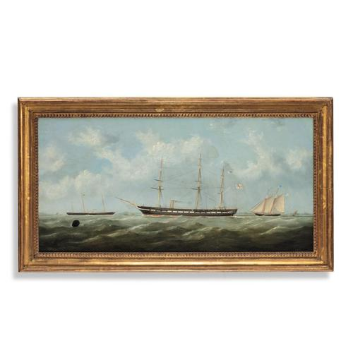 H.M.S. Topaze by George Mears (1 of 11)