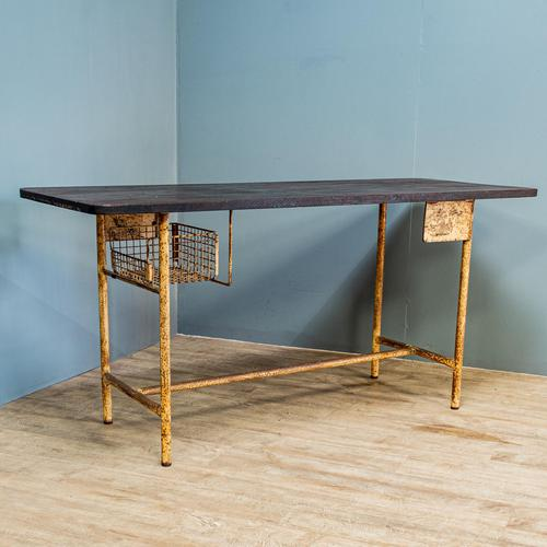 I920s Industrial Table (1 of 5)