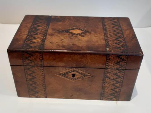 Tea Caddy (1 of 6)