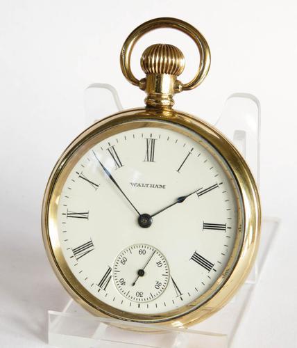 Antique Waltham Pocket Watch, 1908 (1 of 5)
