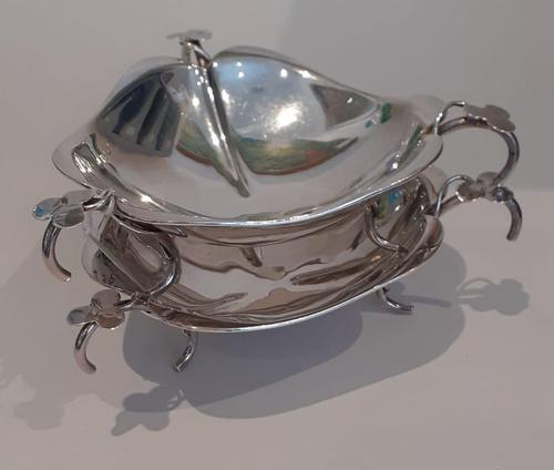 Pair of Silver Bowls (1 of 6)