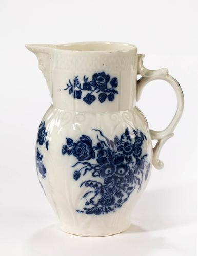 18th Century Caughley Porcelain Jug (1 of 6)