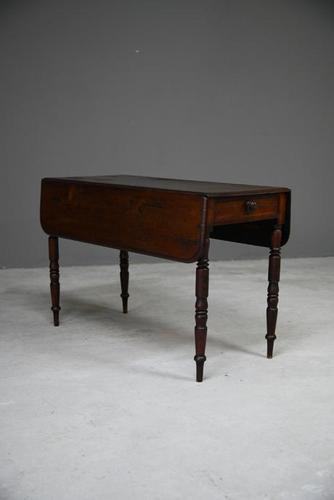 Victorian Pembroke Table (1 of 13)