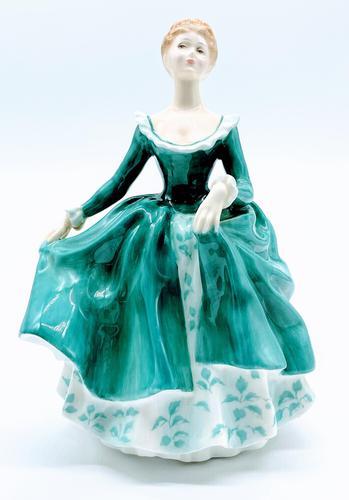 Royal Doulton Porcelain Figurine- Janine (1 of 5)