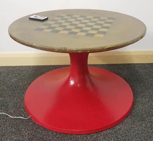 1970s Fibreglass Coffee Table by Sarah Hamilton (1 of 10)