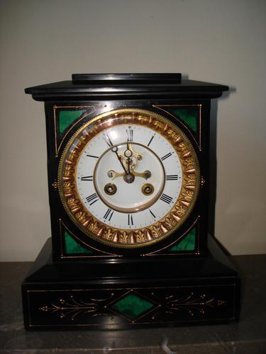 Victorian Mantel Clock (1 of 4)