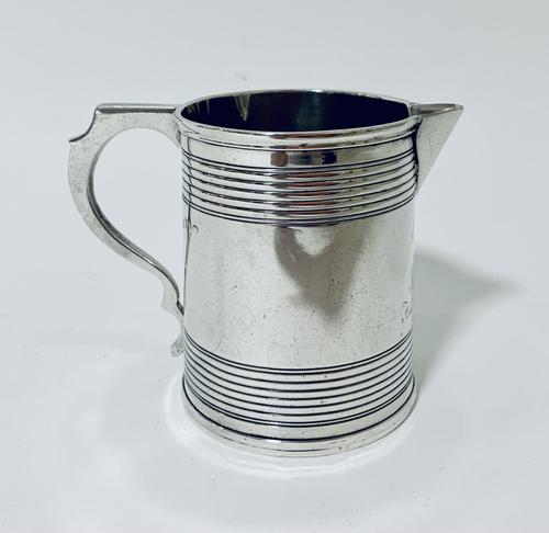 Antique Victorian Solid Silver Christening Cup (1 of 12)