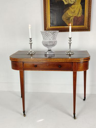 Rosewood Tea Table (1 of 9)