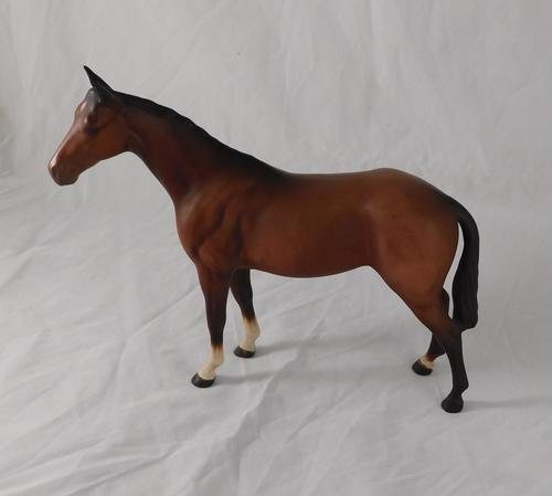 Beswick Thoroughbred Stallion Model Number 1772 (1 of 7)