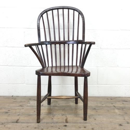 19th Century Elm & Ash Windsor Chair (1 of 11)