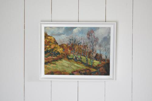 Bob Vigg Landscape Oil Painting West Cornwall (1 of 10)