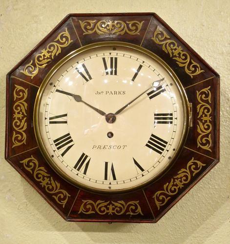 Regency Wall Clock (1 of 4)