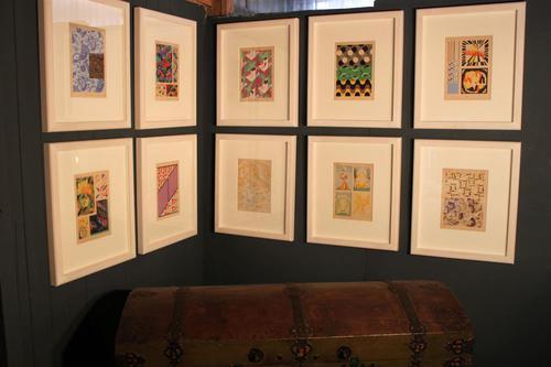 "Set of 10 original ""Dessins"" pochoir prints Paris 1929 (1 of 13)"
