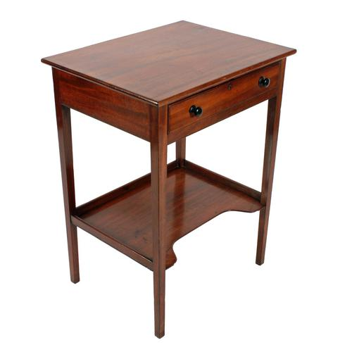 Georgian One Drawer Table (1 of 8)
